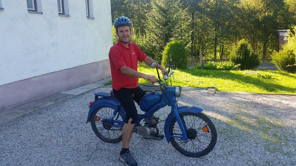 Moped Stadion S22 1960